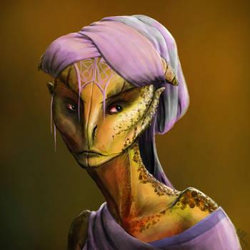 2012: Seth'ra Woman by carakav