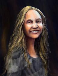 2013: Portrait by carakav