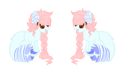 Tailmouth Pony Adopt Auction (Closed) by NaviPixels