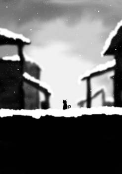 Black Cat's Dream