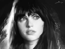 Felicity Jones by Ron-faure