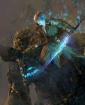 Leresus , The Void Battle Mage