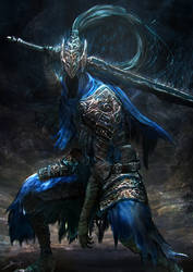 Artorias the Abysswalker by Ron-faure