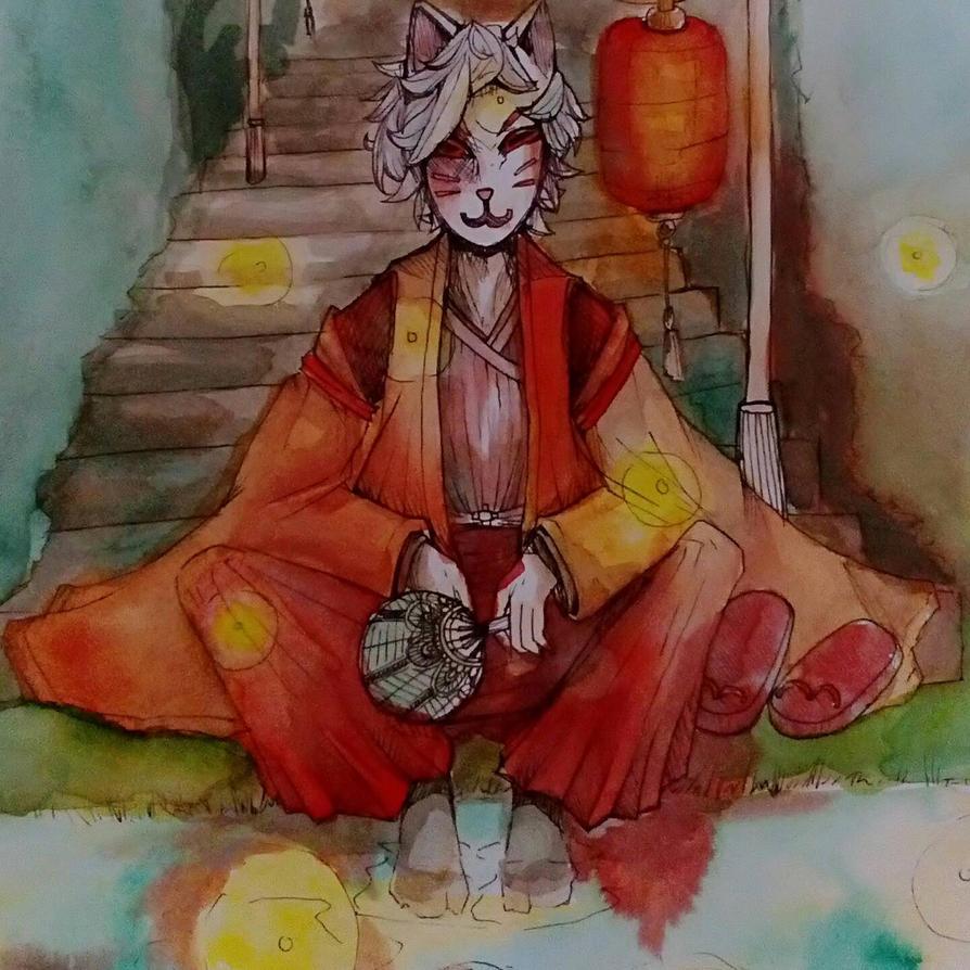 yokai festival  by one-otaku-man