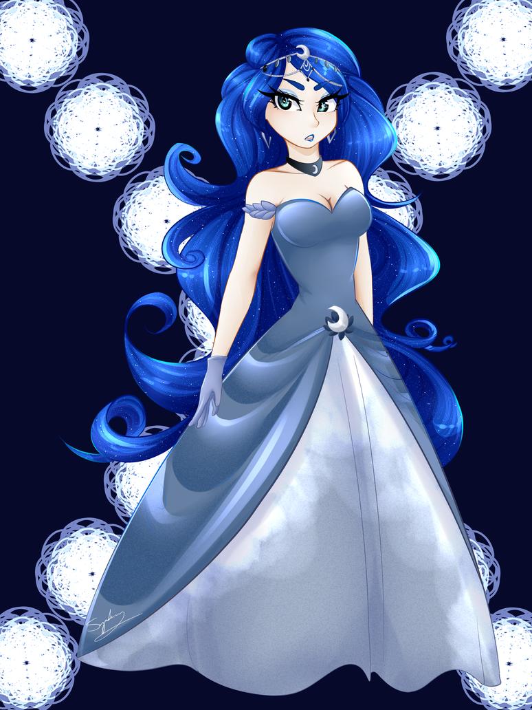 Princess of the Night by SugarberryArt