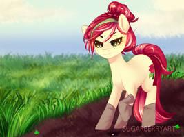 Roseluck by SugarberryArt