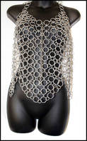 Long Maille Halter 1 by FeMailleTurtle