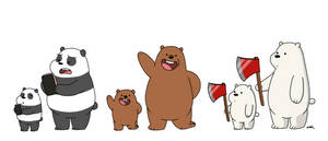 Bears and Baby Bears