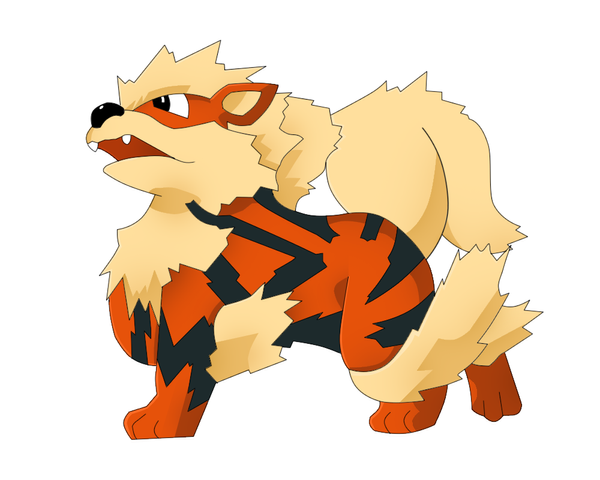 Arcanine i choose you by recklesskaiser on deviantart - Arcanine pics ...