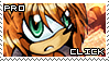 Click the Ferret Stamp by RecklessKaiser
