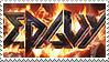 Edguy Stamp by RecklessKaiser