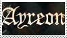 Ayreon Stamp by RecklessKaiser