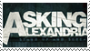 Asking Alexandria Stamp by RecklessKaiser
