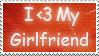 I Love My Girlfriend Stamp by RecklessKaiser