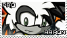 PD Stamp: Aaron the Raccoon by RecklessKaiser