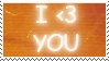 I :heart: You Stamp by RecklessKaiser