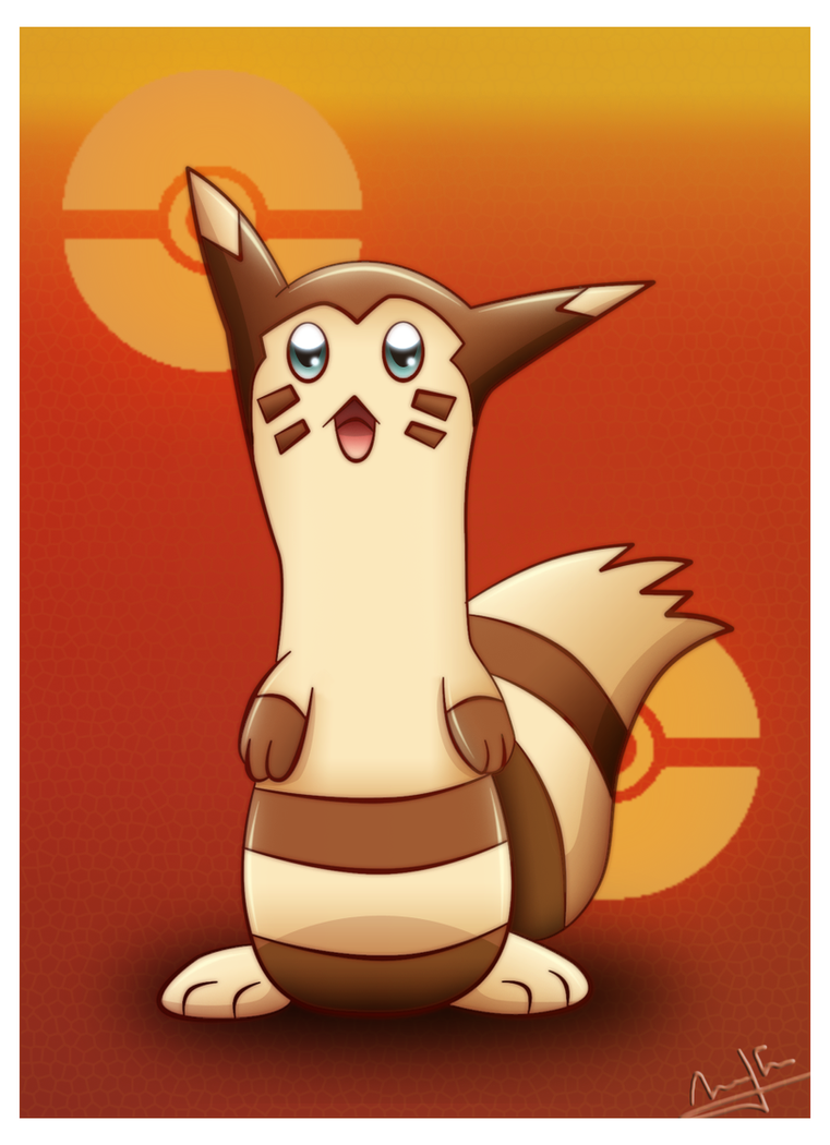 Furret: Are You My New Friend? by RecklessKaiser