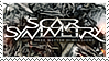 Scar Symmetry Stamp by RecklessKaiser