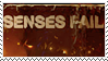 Senses Fail The Fire Stamp by RecklessKaiser