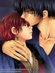 Akatsuki no Yona : Yona and Hak
