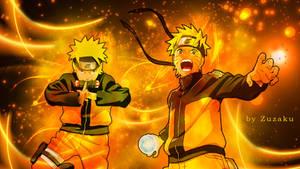 Naruto Uzumaki Wallpaper by Zuzako