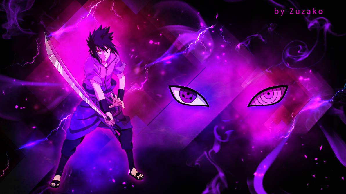 Sasuke Final Rinnegan