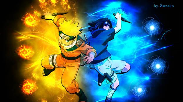 Naruto x Sasuke |Friendship