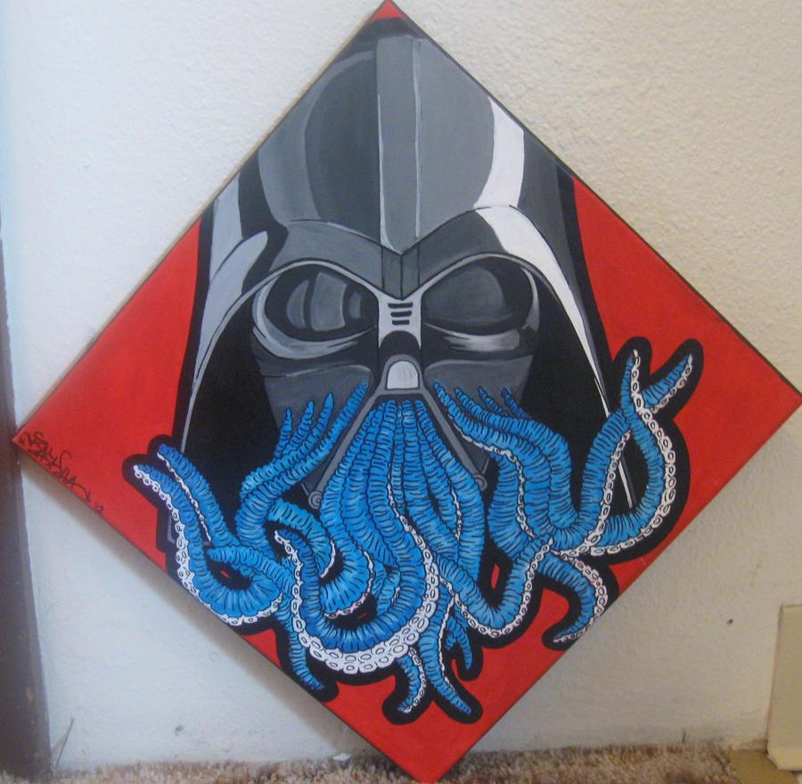 Vader Cthulhu by Raskha on DeviantArt