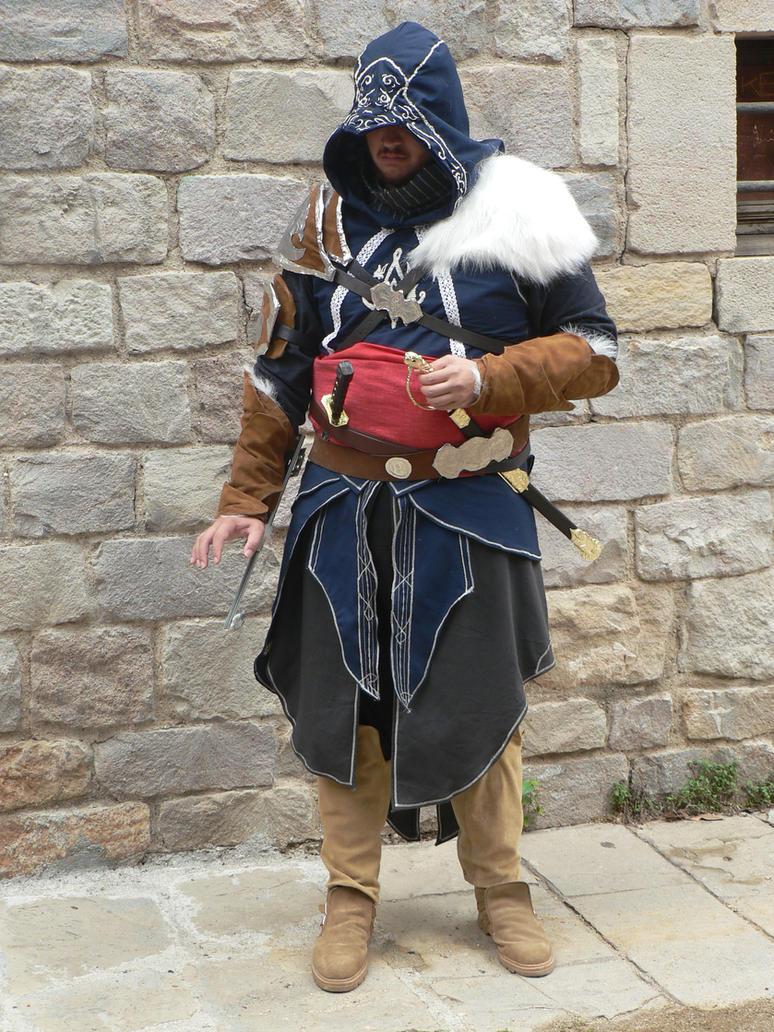 Ezio Auditore - Assassin's Creed Revelations by Franky-bizarro