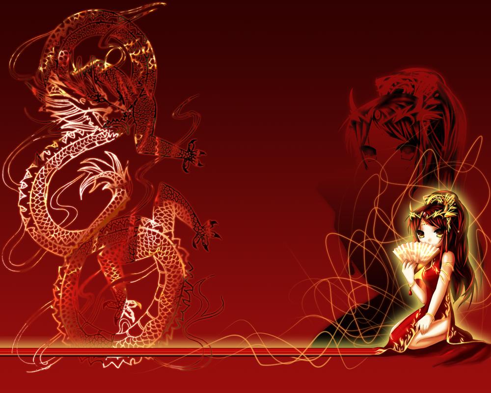 Red Dragon By Xyrax
