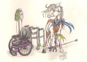 Winner! Disability Awareness Day + MiniContest by rydi1689