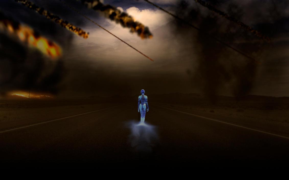 Strolling Post-Apocalyptia by DustyBoyT