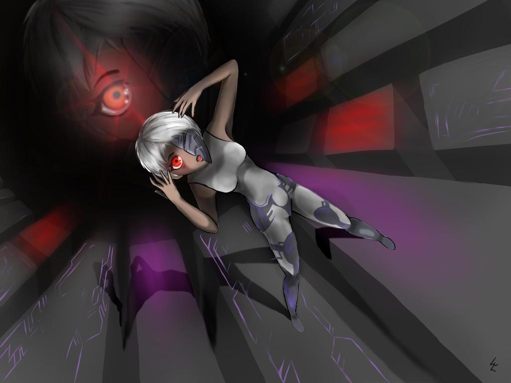 Cydroid by Pixelcube98