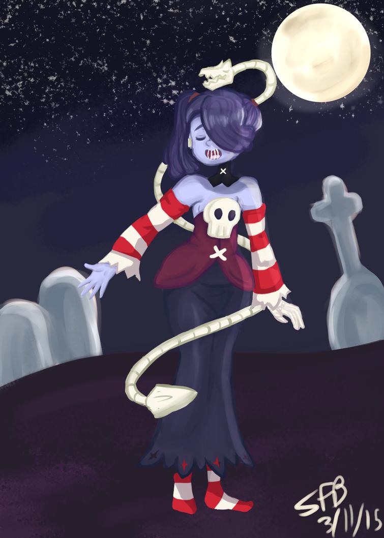 Skullgirls: Opera at the Graveyard. by SuperFlandreBros