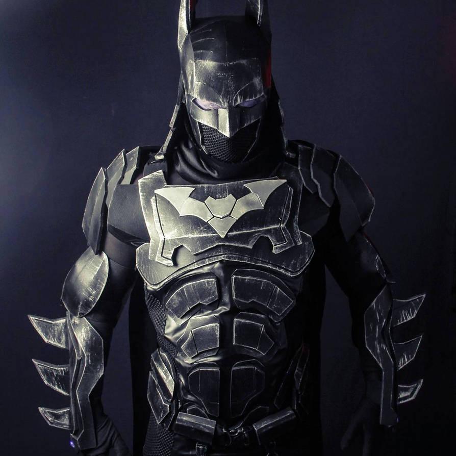Samurai Batman Armored Cosplay Bangladesh By Mubeen1 On Deviantart