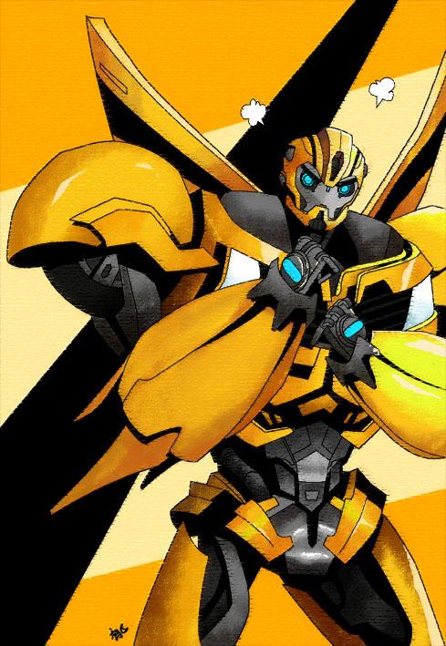 TFP Bumblebee by Uwall