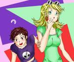 Leni Y Luna Loud 02