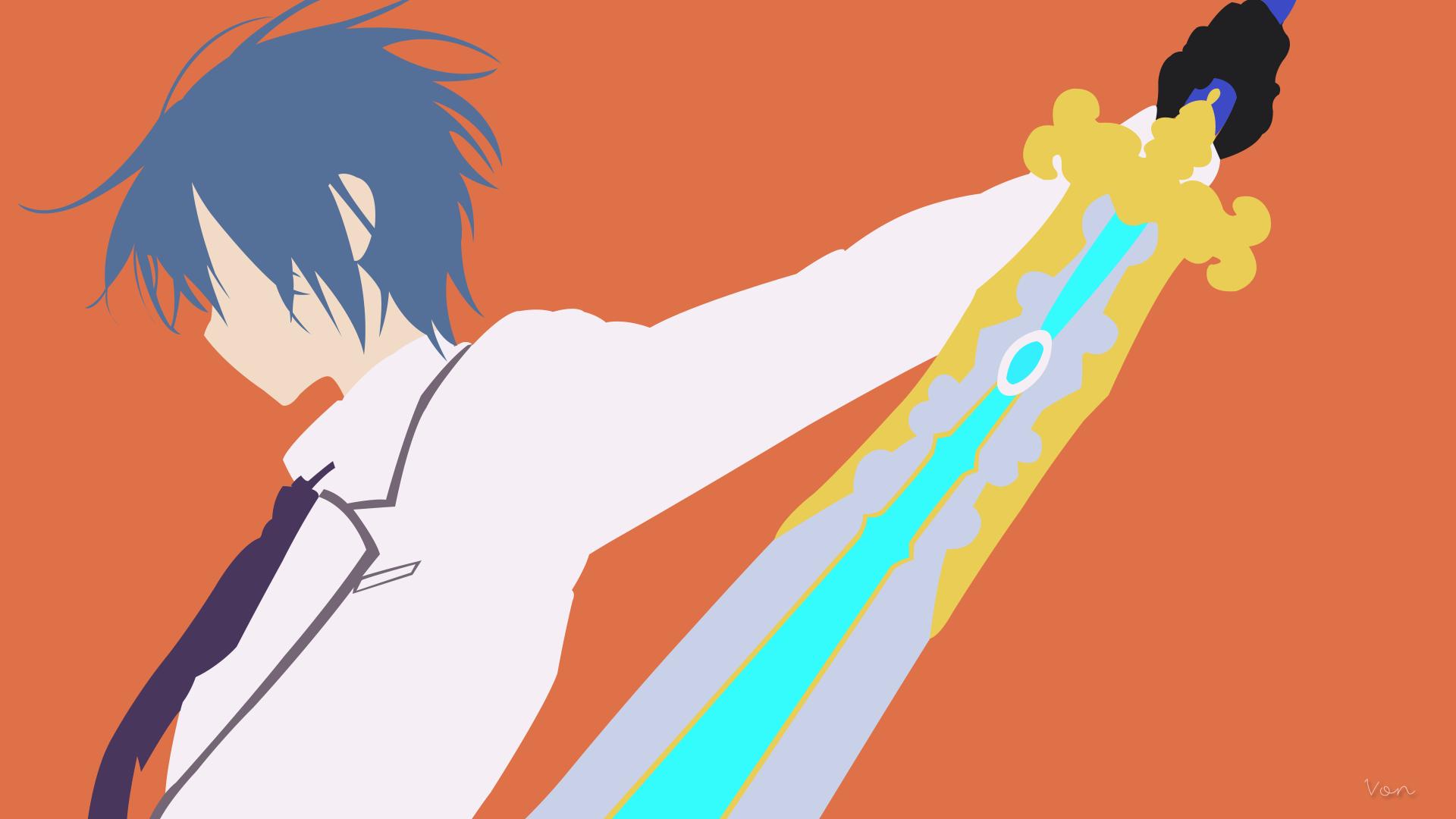 Kamito Kazehaya Seirei Tsukai No Blade Dance By Cahyovon On