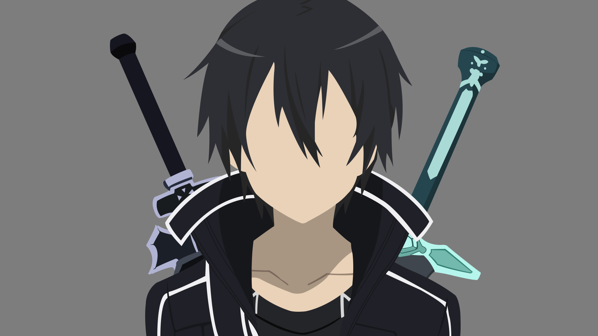 Kirito sao arc sword art online by cahyovon on deviantart for Minimal art online