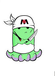 sushimonster by MrMostachio