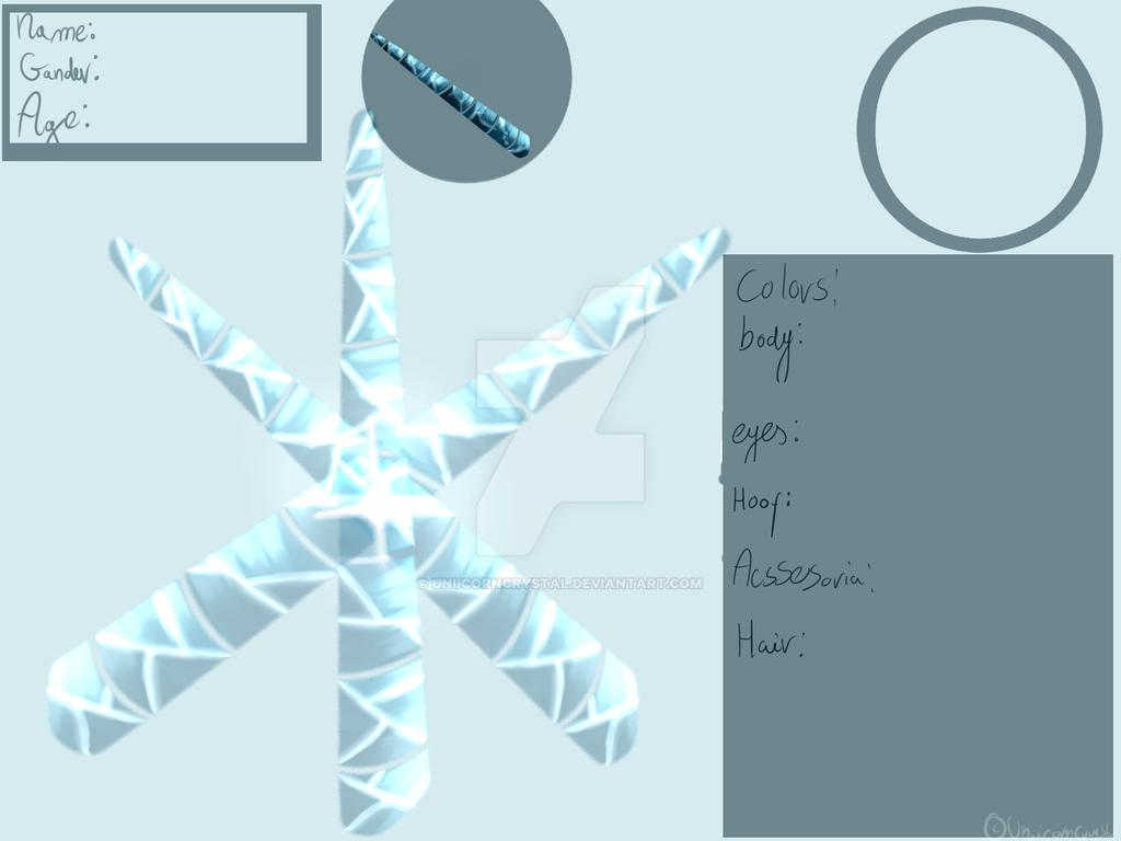 Reference Background by UniicornCrystal