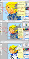 How to Shade With Photoshop