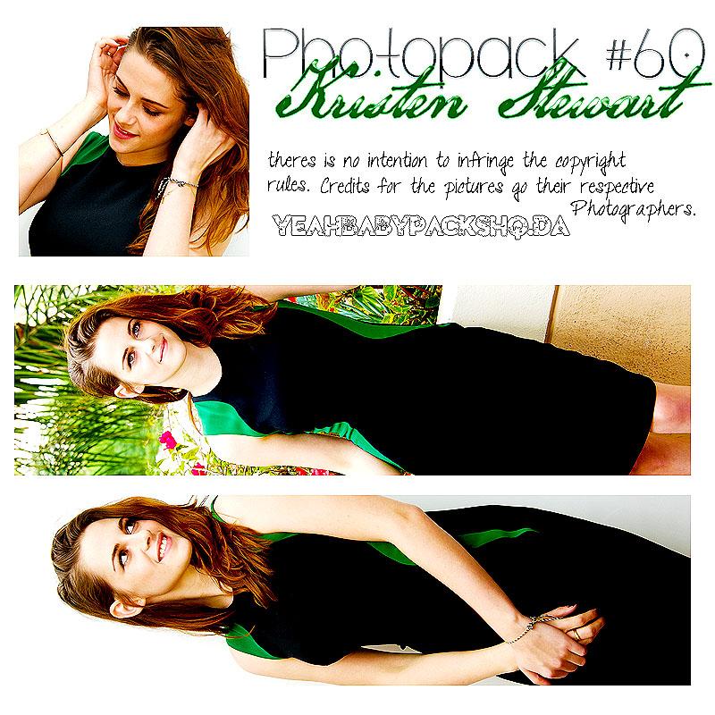 Photopack #60 Kristen Stewart by YeahBabyPacksHq
