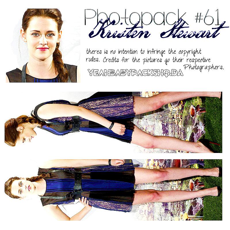 Photopack #61 Kristen Stewart by YeahBabyPacksHq