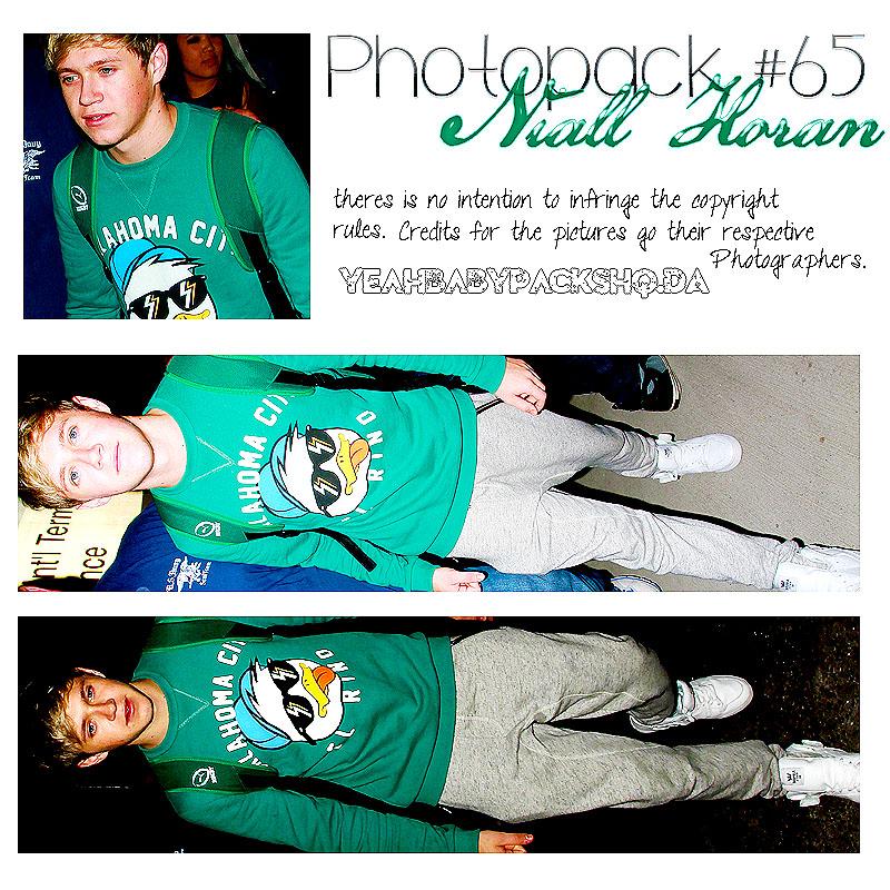 Photopack #65 Niall Horan by YeahBabyPacksHq
