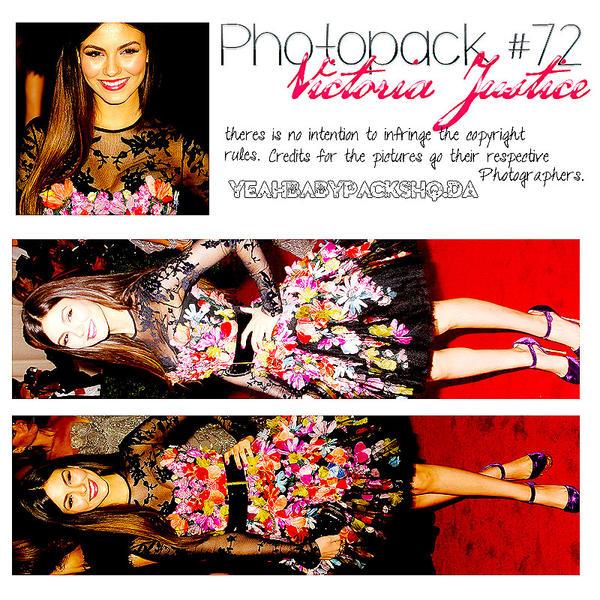 Photopack #72 Victoria Justice by YeahBabyPacksHq