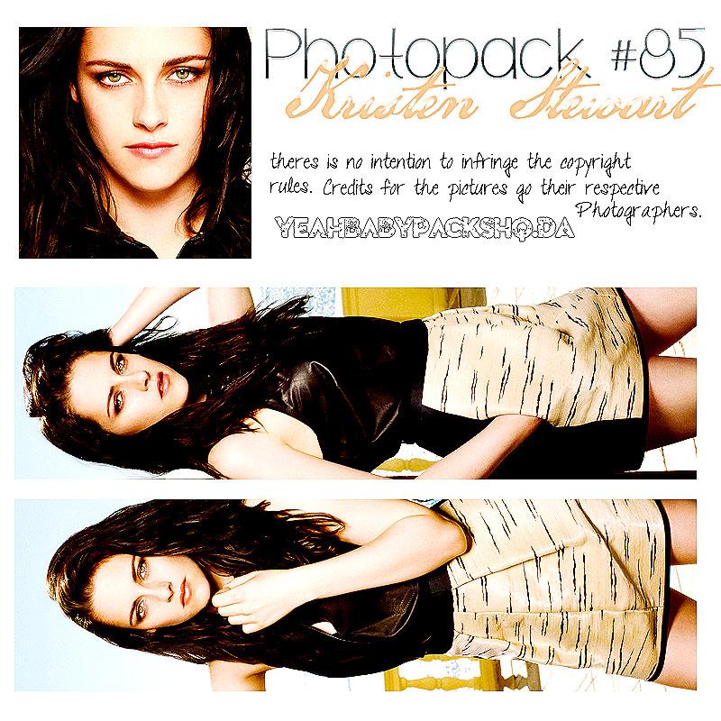 Photopack #85 Kristen Stewart by YeahBabyPacksHq