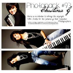 Photopack #93 Christina G by YeahBabyPacksHq