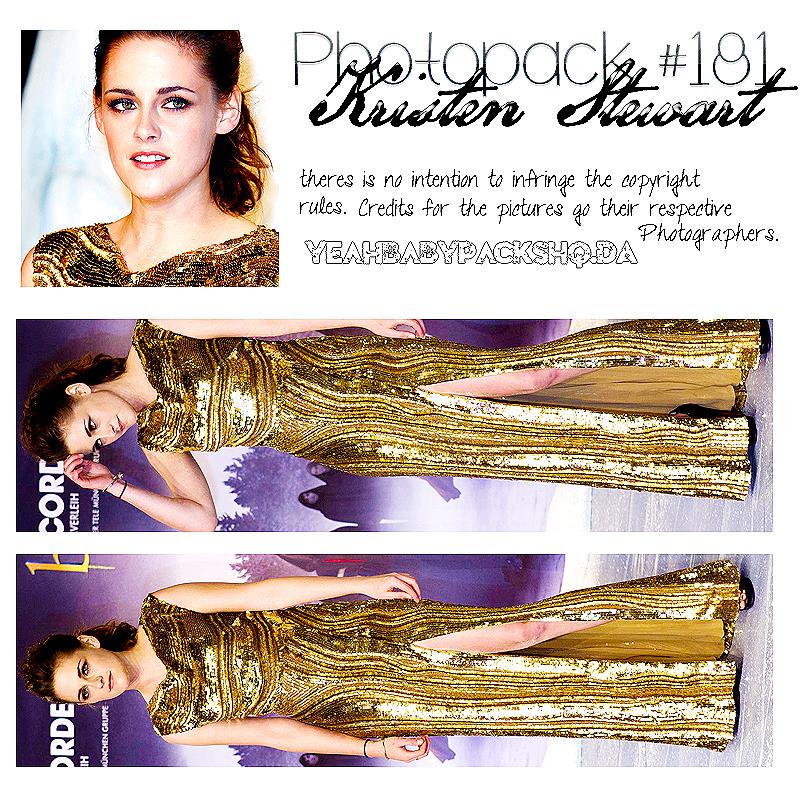 Photopack #181 Kristen Stewart by YeahBabyPacksHq