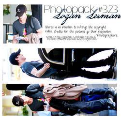 Photopack #323 Logan Lerman by YeahBabyPacksHq
